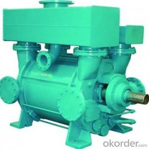 2SK Double Stage Liquid Ring Vacuum Pump