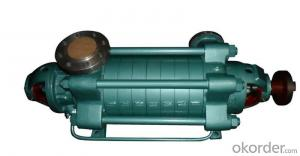 Multistage Boiler Feed Centrifugal Water Pump