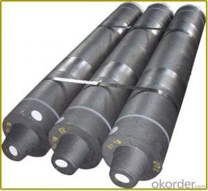 RP HP UHP Graphite Electrode Dia.40-600mm or1.6