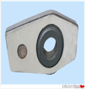 China Supplier Refractory Slide Gate Plate for Steel Casting Erosion Resistance
