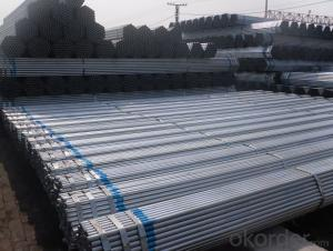 Hot Dipped Galvanized Steel Pipe GB3091