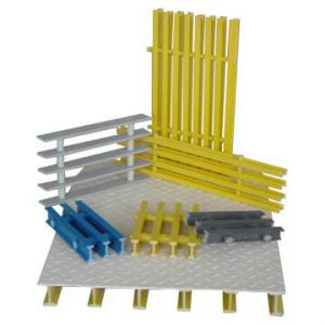 FRP pultrusion profiles