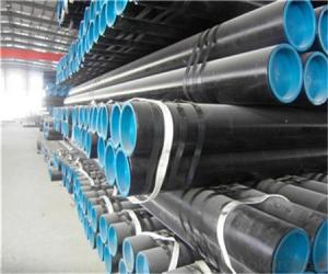 Seamless Steel Pipe China ASTM A106/A53/API5L Gr.B Factory