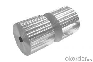 Papel Aluminio/Domestico 8011