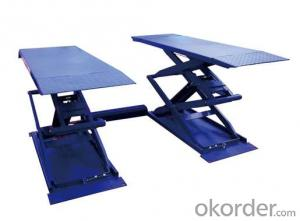 Scissor Lift Automoitve Service Equipment/Repair Car