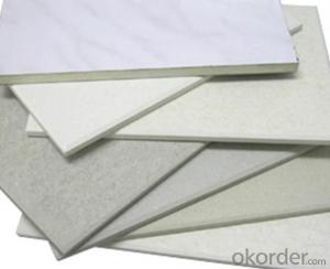 Waterproof Calcium Silicate Board  Tiles