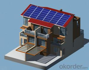 CNBM SOLAR Roof Solar System 15000W Popular in Africa