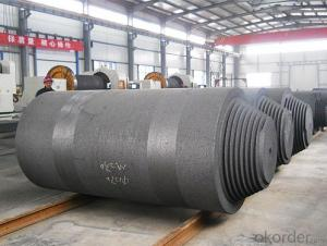 Carbon Electrode With Φ500~Φ700  G Grade And Stable Quality