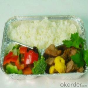 Aluminum Foil for Food Packaging/Aluminium Foil Container