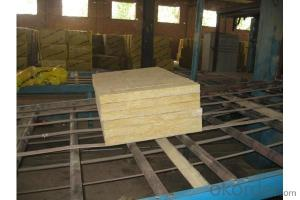 Acoustic Noise Reduction and Thermal Insulation Rock Wool in Insulation of Building