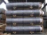 Electrodo de grafito de alta pureza para la fundición de zinc