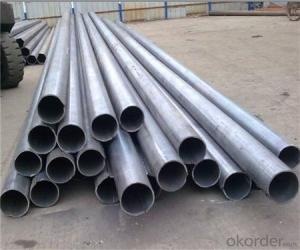 Welded Steel Tube/Pipes Electric Resistance Welded (ERW) Steel Pipe