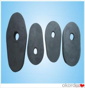 Bushing Refractory Slide Gate Plate for Steel Casting Erosion Resistance