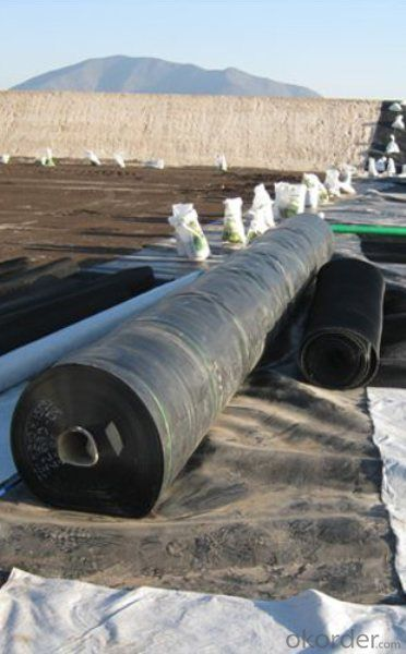 Geomembrana 0.8-3 mm of New HDPE For Highway