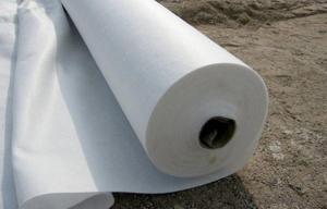 Geotextile of PP for Railway 270g/m2 Manufacture China