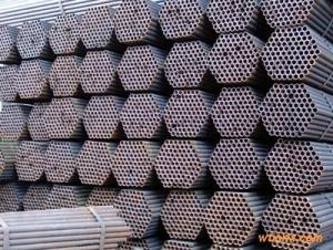 SWelded Black ERW Steel Pipe 5L Water Oil tube