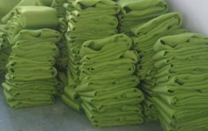 Anti insect Net Green  For South American Market