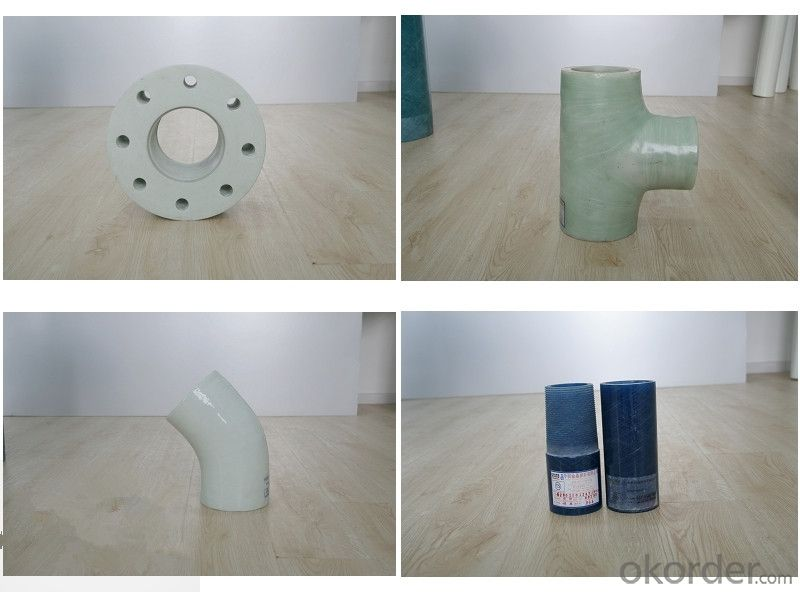 Glassfiber Reinforced Epoxy Pipe Fitting Flange