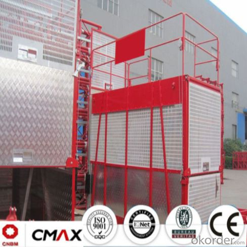 Building Hoist Mast Section Manufacturer with Max 5ton Capacity