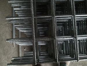 Steel concrete mesh / steel reinforcing welded wire mesh panel