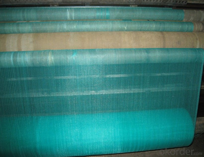 Scaffolding Net Mono Filament  150gsm Blue or Green Color