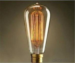 Edison Bulb ST64 Simple Creative Style Vintage Industry Rustic