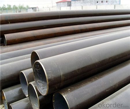 Longtudenal Submerged ARC Welded (LSAW) Steel  Pipe