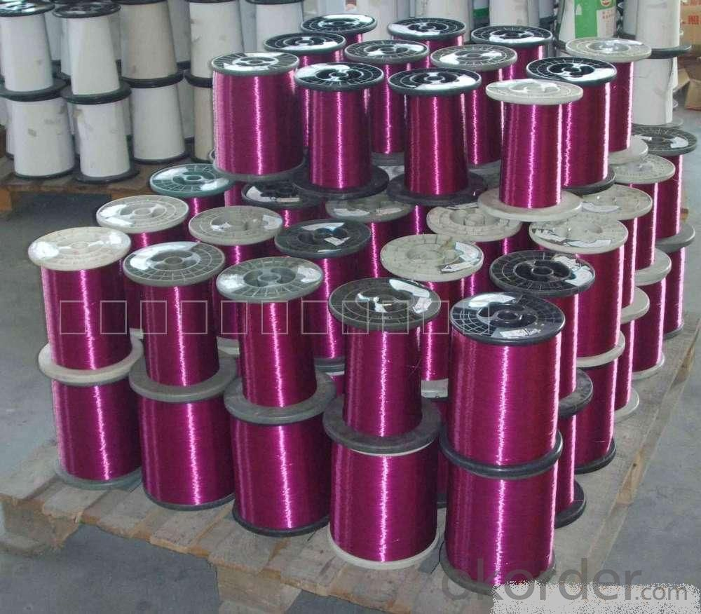 Class 180 Polyester-imide Enamelled Round Copper Wire