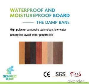 Formaldehyde free warm intelligent floor heating system
