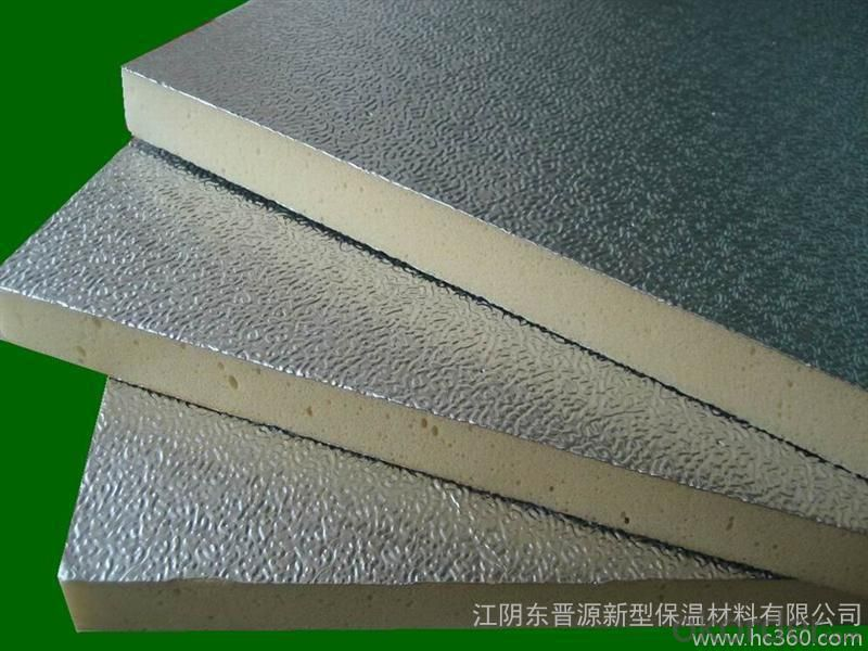 Embossed Pre Insulated Duct Board for HVAC