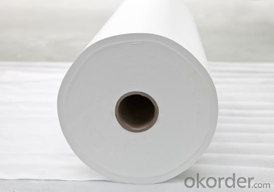 Cryogenic Micro Fiberglass Insulation Paper  With Aluminum Foil For LNG tanker LNG storage tank