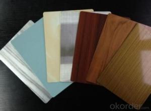 Wooden Colors Coated Aluminium Coil 1060 3003 3105