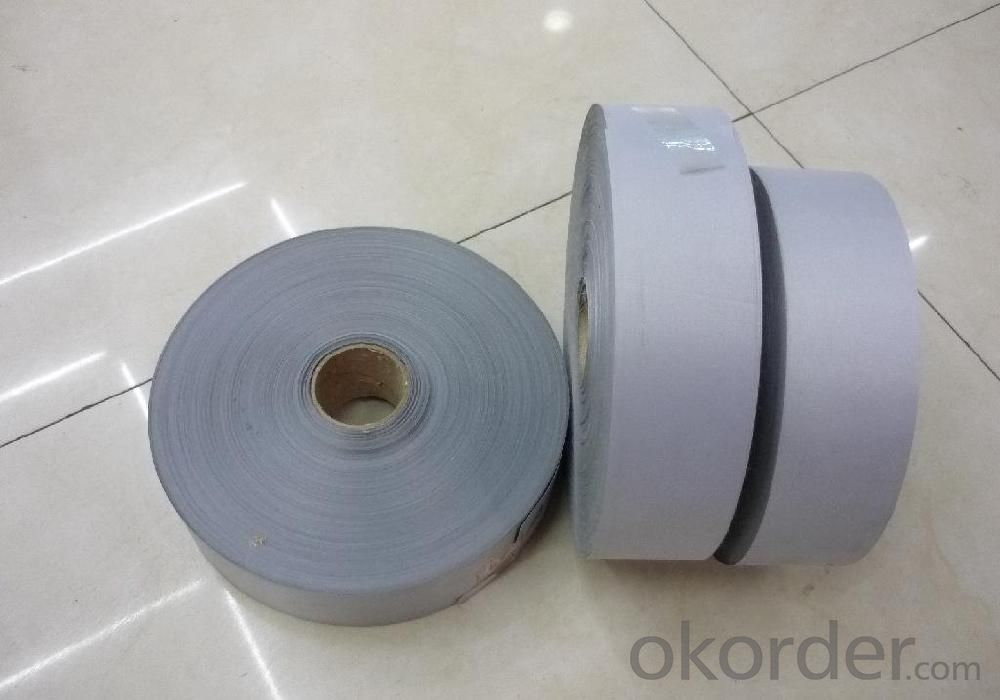 TC Backing Reflective Fabric Tape Reflective Fabric  for Garment