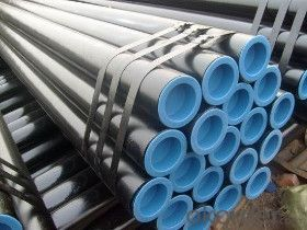 Welded Steel Pipe ERW for Oil Tube Good quality Factory