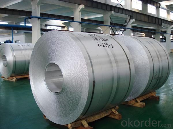 Mill Finished Continuous Casting Aluminium Coils 1mm
