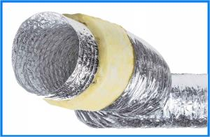 HVAC Ventilation Ducting Flexible Air Hose Pipe
