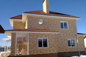 Villa of Prefabricated House Cheaper for Fast Installation and High Safety
