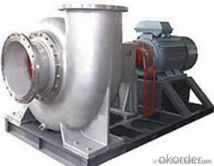 Centrifugal Chemical Mixed Flow Pump with High Quality