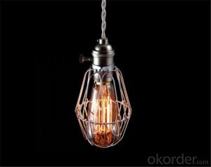 ST64 Edison Bulb for Vintage Pendant Lamp Indoor Lighting