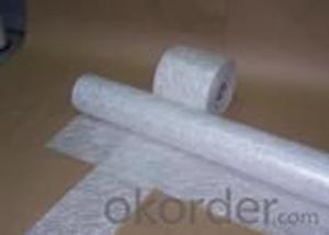 C-glass Chopped Strand Mat-Powder, Width 1250mm