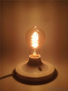 A19 Decorative Pendant Light Vintage Industrial Style Edison Bulb