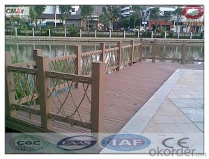 Latest Appearance Treatment, Foot Friendly, Indoor WPC Decking