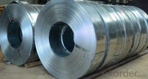 Galvanized Steel Strip with High Quality-SGCC 630*0.8mm