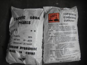 Caustic Soda Pearls99%  with Good Quality and Lower Price