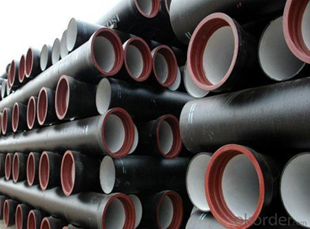 Ductile Iron Pipe EN545 Length: 6M/Negotiated