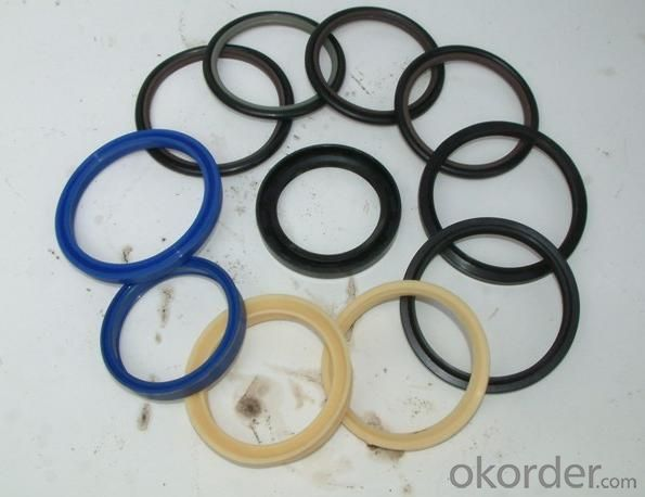 Gaskets EPDM SBR Rubber Ring DN250 is on Sale