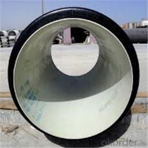Fiberglass Reinforced Plastic Pipe FRP/GRP Pipe WRAS Certificate
