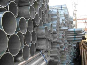 Galvanized Pipe America Standard A53 200g Hot Dipped or Pre-galvanized Pipe