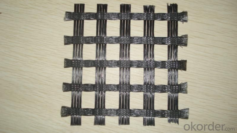 Biaxial Coal Mine Safety Polyester Geogrid