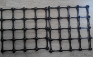 Reinforcement Biaxial Plastic Geogrid
